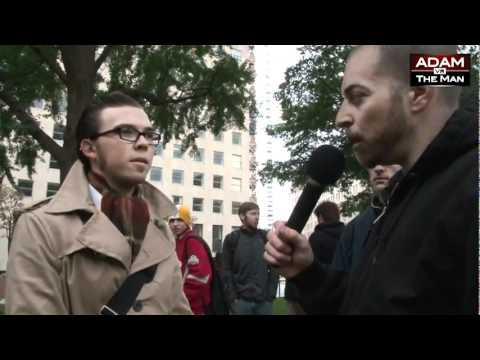 Adam Kokesh OWNS Obama Supporters at Occupy DC