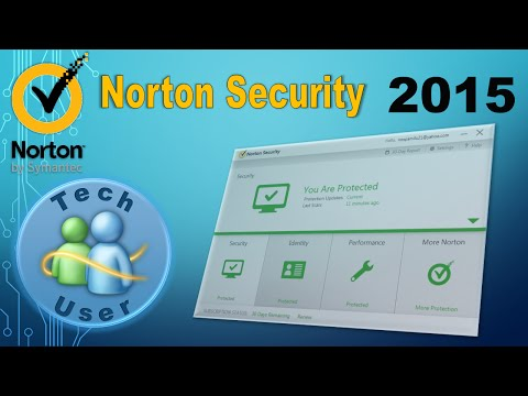 Norton Security 2015 (Techie vs. User)