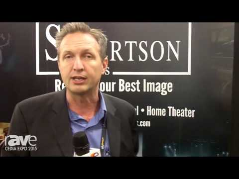 CEDIA 2015: Severtson Talks Wolfoni 3D Cinema Partnership, Shows New Projection Screen Products
