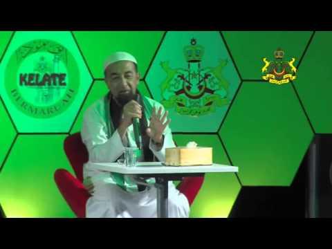 Haflah Ilmu Anak Muda Kelate 2013 (Ustaz Azhar Idrus,Ustaz Haslin Bollywood,Ustaz Syed Norhisyam)