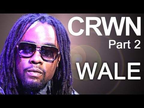 Crwn W  Elliott Wilson Ep. 3 Pt. 2 -- Wale Calls Out The hater Generation video