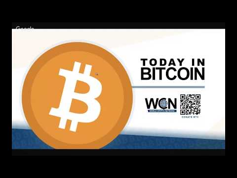 Today in Bitcoin News (2017-10-09) - Bitcoin $4500 - Bitcoin Bubble? - Hackers Mine in the Cloud
