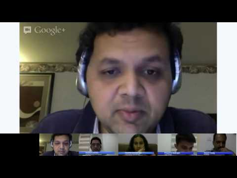 Hangout on Air with the Map Maker Team