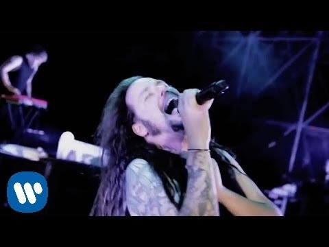 Korn feat. Skrillex - Get Up! (Official Video)