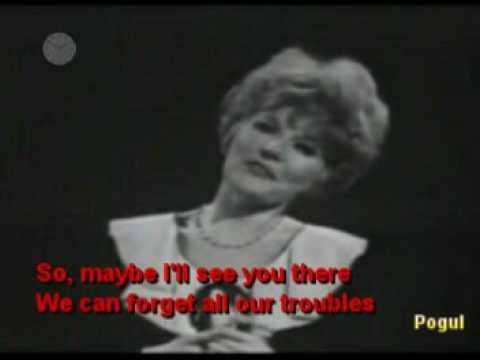 Petula Clark - Downtown (With Lyrics)