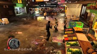 Sleeping Dogs Definitive Edition gameplay 2 - Collecting on Xbox One