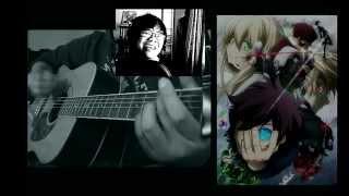 「Hello, World!」(slow version) - Bump Of Chicken - Kekkai Sensen OP (cover)