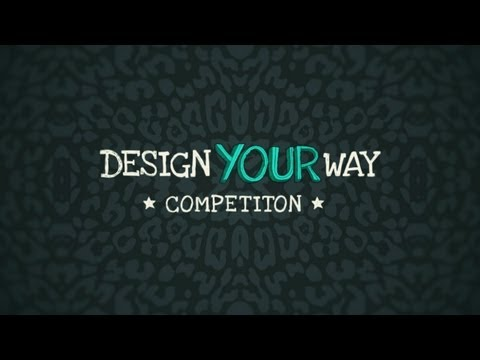 Professor Green | Design Your Way Competition