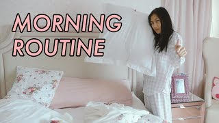 Morning Routine by Alex Gonzaga