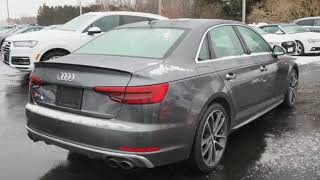 Used 2018 Audi S4 Stratham NH Exeter, NH #D3239