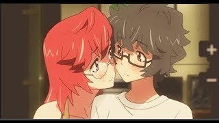 Top 5 Fans Rank Most Passionate Kiss Scenes in Anime!