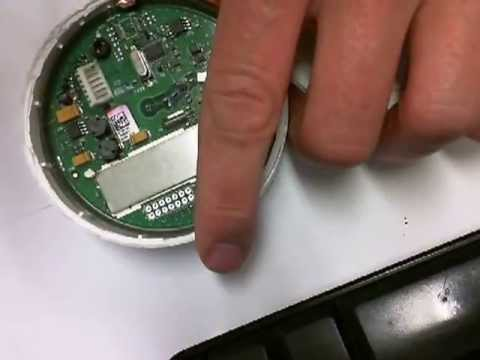 Lowrance GPS Antenna Repair YouTube