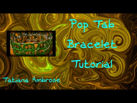 ✗Make: Pop Tab Bracelet/Belt✗