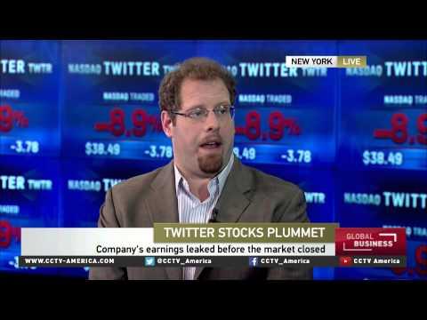 Mike Wolff on Twitter's weak earnings