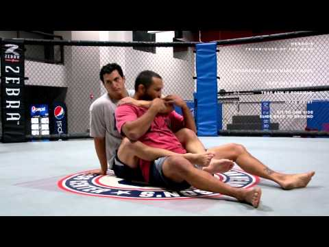 Dan Henderson Techniques of the Week: Rear Naked Choke Defense Image 1