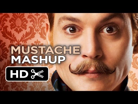 Ultimate Mustache Movie Mashup (2015) HD