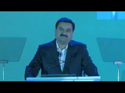 Mr. Gautam Adani at Pride 2012- Part 1