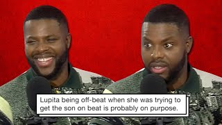Winston Duke Reacts To Wild 'Us' Movie Theories | Popbuzz Meets