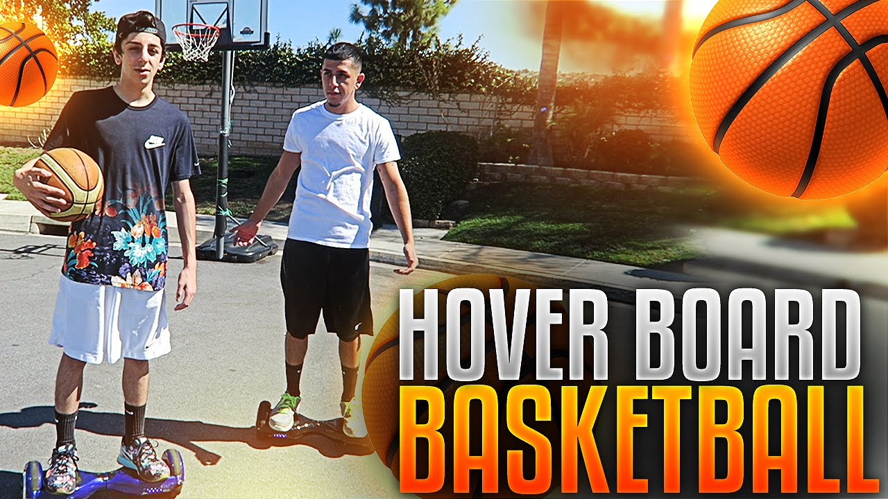 HOVERBOARD BASKETBALL 1V1