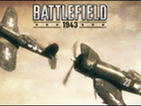 XBOX 360 vs PS3 on Battlefield 1943!