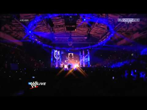 Wwe Raw 24.2.2014 Undertaker Return Full Show Hd 720p video