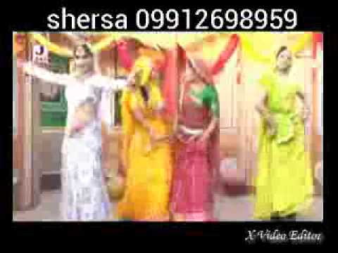 Marwadi Fagun Song 2014 Shersingh video