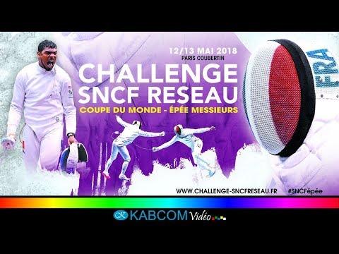 CHALLENGE SNCF RÉSEAU 2018 - FINALE