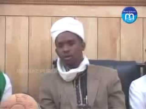 Sheikh Sharifuddin Khalifa - Miraculous Muslim Boy from Tanzania