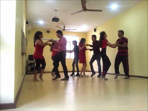 Rock N Roll Dance on Bollywood Song- Rock N Roll Soniye