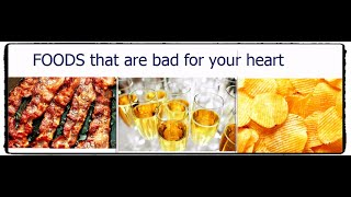 Sir, are you a heart patient: if you do not eat this food