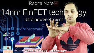 What is FinFET Technology? Redmi Note 4 Uses this technology... Redmi Note 4: