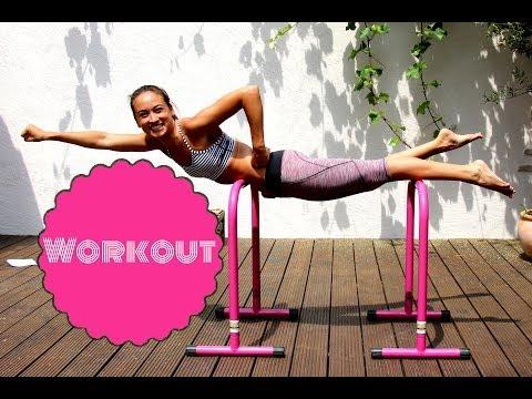 Ganzkörper LIVE Workout - HiiT - Lebert Equalizer und Alternativen - Effektiv Abnehmen