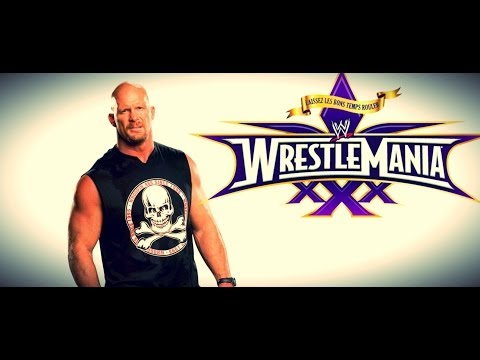 Wwe's Wrestlemania Xxx Plans For Stone Cold Steve Austin - Full Details video