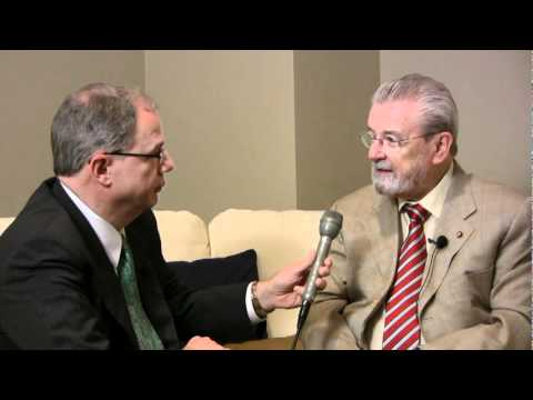 Video Interview with James Galway