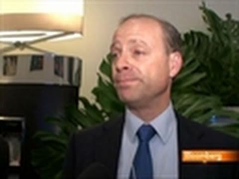 Viehbacher Says Sanofi-Genzyme Talks Had `Some Progress': Video