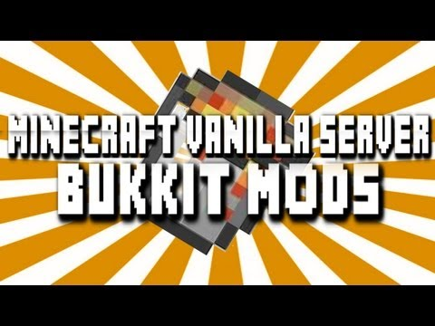 Vanilla Server with Bukkit Command Plugins!! - Fihgu