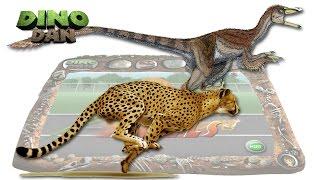 DINO DAN : DINO DUELS  # 12 Velociraptor VS. Cheetah
