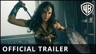 Wonder Woman - Official Trailer - Warner Bros. UK