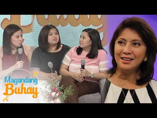 Magandang Buhay: Leni Robredo's greatest lesson for her daughters