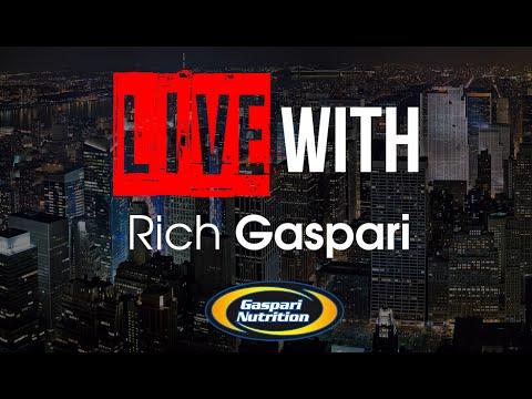 LIVE with Rich GASPARI