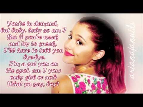 lyrics de only you: