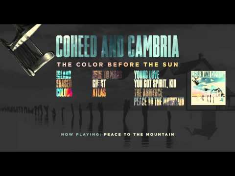 Coheed & Cambria - Peace To The Mountain