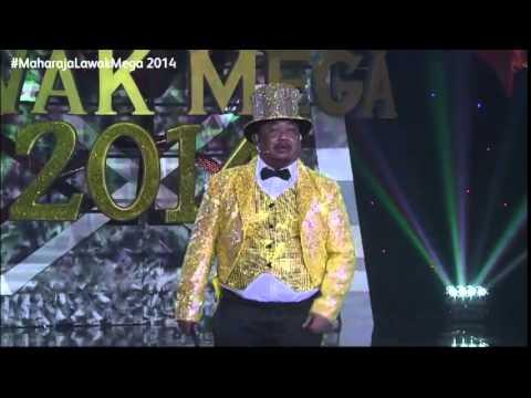 Maharaja Lawak Mega 2014 - Minggu 2 (Jalor)