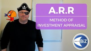 Download Lagu A level Business Revision - The ARR Method of Investment Appraisal Gratis STAFABAND