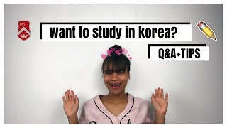 how to apply to a korean uni // requirements, funding, and life in korea 🎓