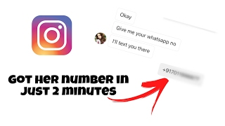 How to Impress a Girl on Instagram in just 2 Minutes?