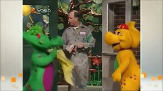Barney & Friends: Colors All Around