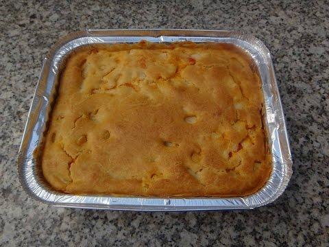 Torta De Palmito Quadrada