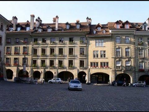 Bern - Berne - Berna - City Tourism in Switzerland