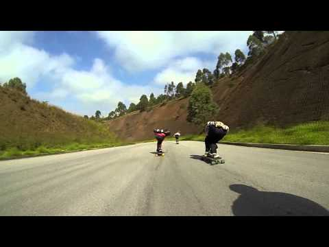 Longboard: DH Speed - Alpha Session BR - SP [HD]